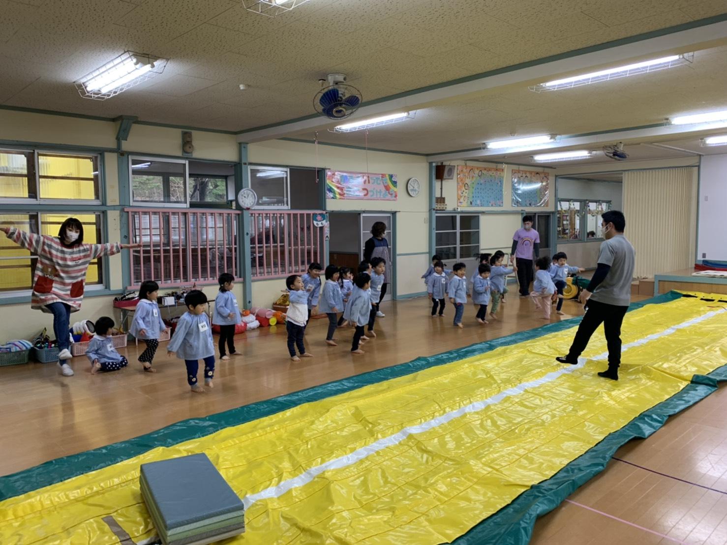 体操教室①